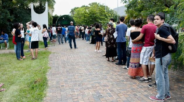 USP oferecerá 2.338 vagas pelo Sisu no vestibular 2017