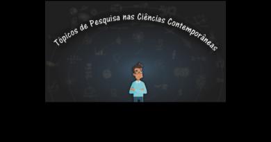 PRG0002 – Tópicos de Pesquisas nas Ciências Contemporâneas