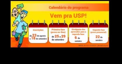 Vem pra USP:  Competição USP de Conhecimentos (CUCo)