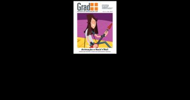 Terceiro número da Grad+ –  a Revista de Graduação da USP