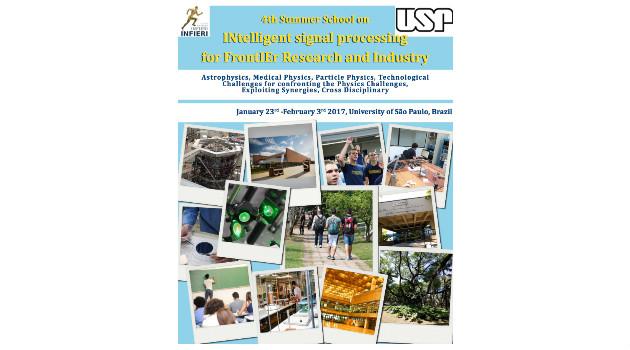 4ª edição da INFIERI(Escola Internacional em Processamento Inteligente de Sinais )