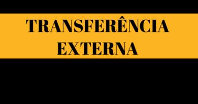 Processo de transferência 2018/2019