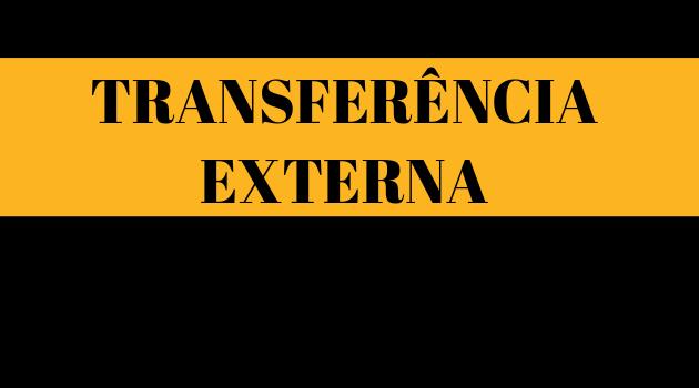 Processo de transferência 2018/2019 – Atenção: até as 12h de 27.04.2018