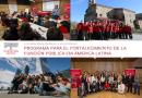 A Fundação Botín selecionará estudantes para cursar um programa de formação intensivo em SANTANDER, SALAMANCA, MADRI E BRASIL