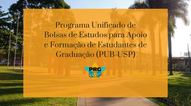 PUB  -Inscrição online dos estudantes em até 2 projetos homologados(19/07 a 07/08/20)20